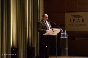 Yves Conversano, Coordinateur de la CNDEP et Directeur de l'IFAR